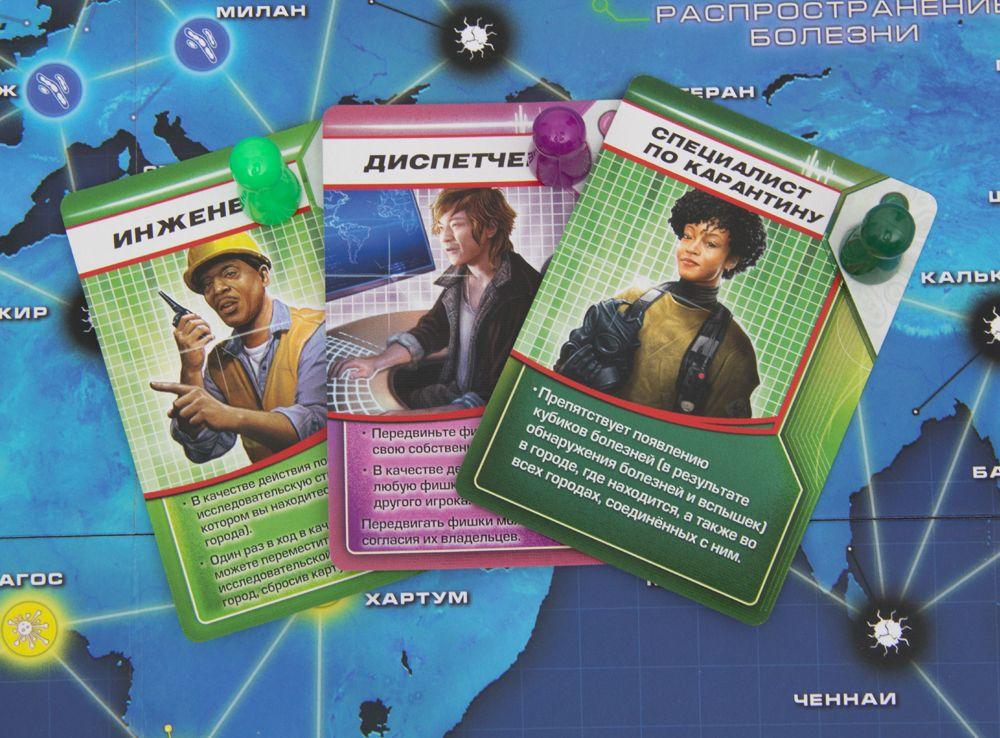 В зависимости от роли каждый игрок обладает особыми свойствами.