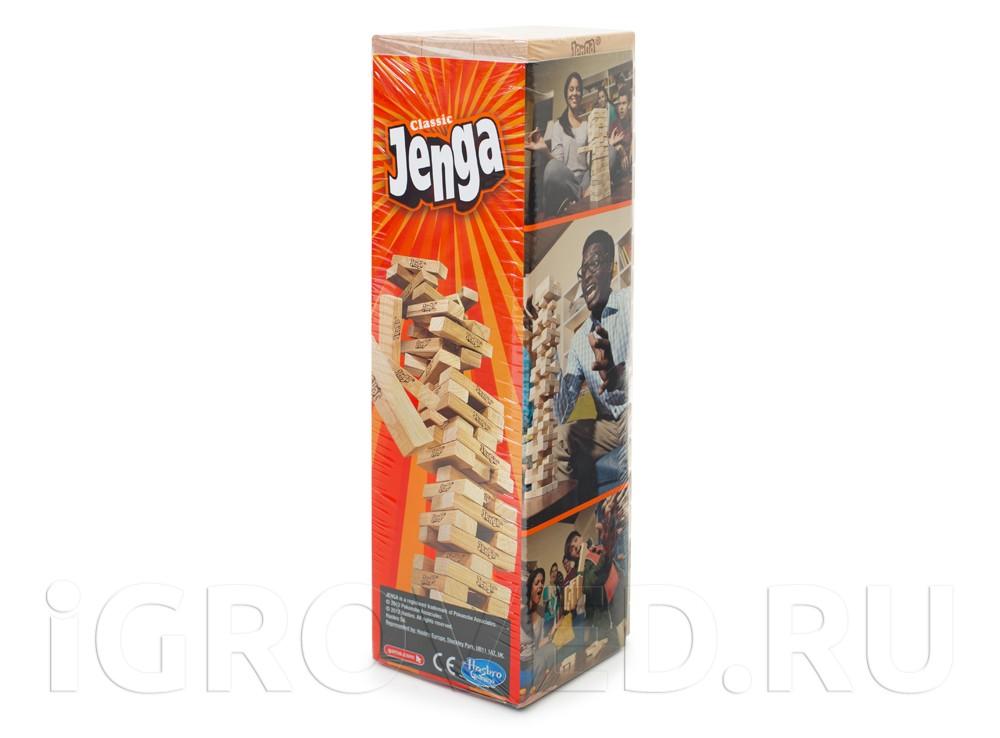 Игра Дженга (Jenga)