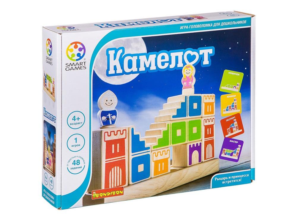 Коробка настольной игры-головоломки Камелот