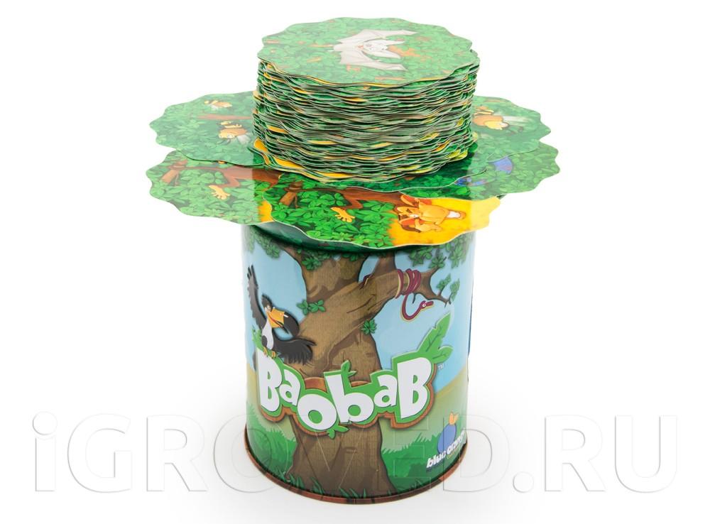 Настольная игра Баобаб (Baobab)