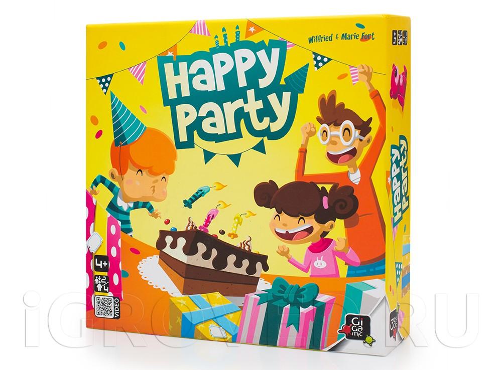Игра Загадай желание (Happy Party)