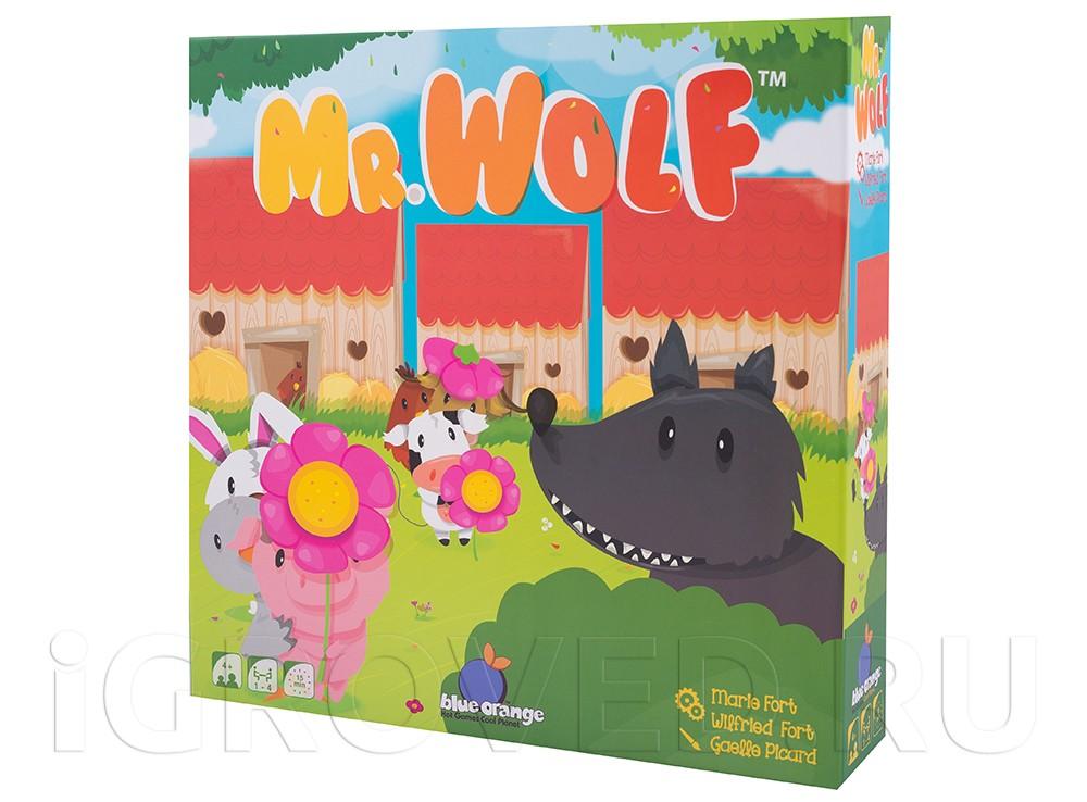Настольная игра Мистер Волк (Mr. Wolf)