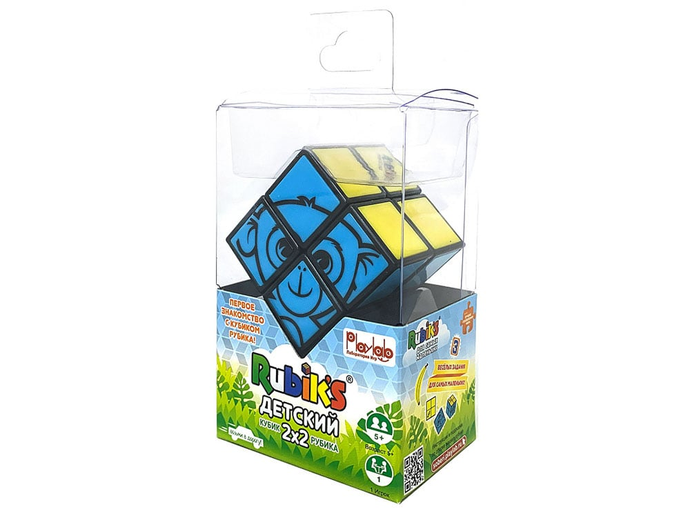 Настольная игра-головоломка Кубик Рубика 2х2