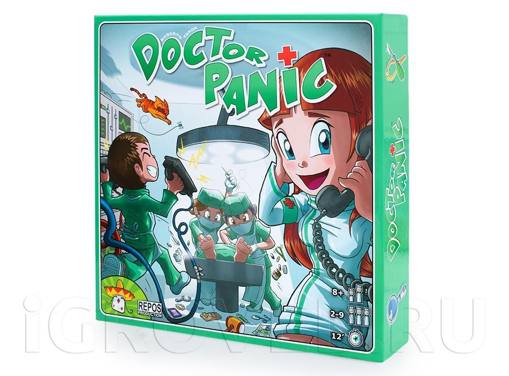 Игра Доктор Паника (Doctor Panic)