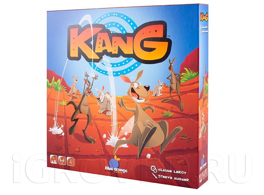 Настольная игра Команда кенгуру (Kang)