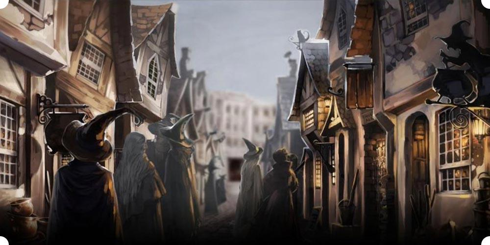 Настольная игра Гарри Поттер. Год в Хогвартсе