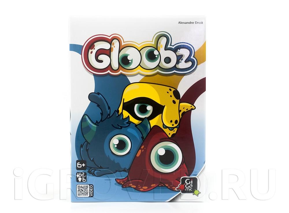 Игра Глубз (Gloobz)