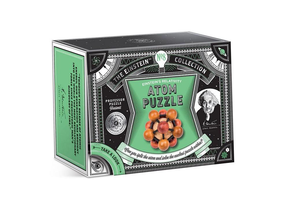 Коробка головоломки Атом-пазл (Atom Puzzle)
