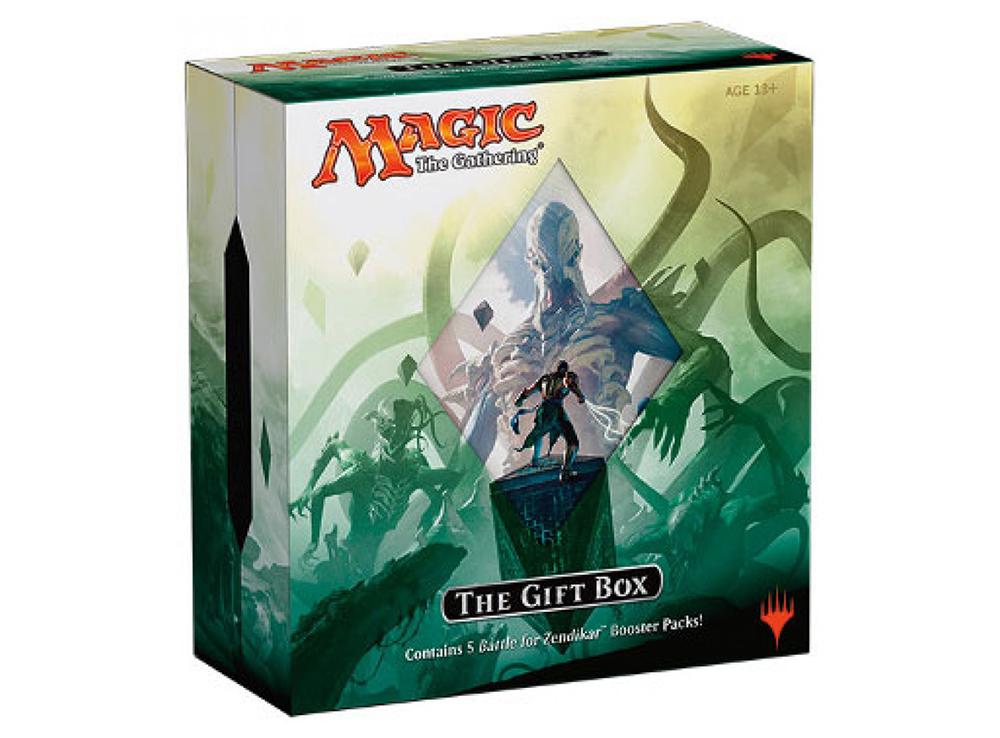 MTG: Battle For Zendikar Gift Box  EN