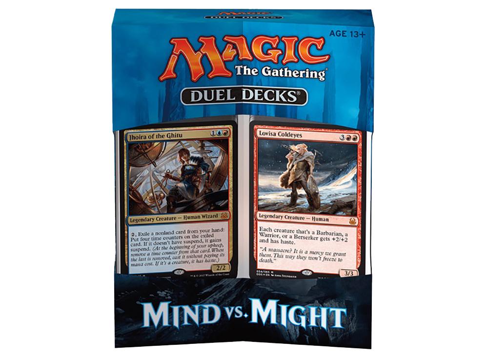 MTG: Mind vs Might