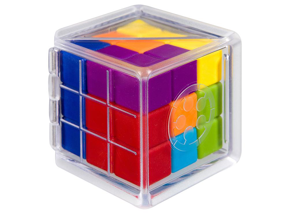 Настольная игра-головоломка IQ-Куб GO