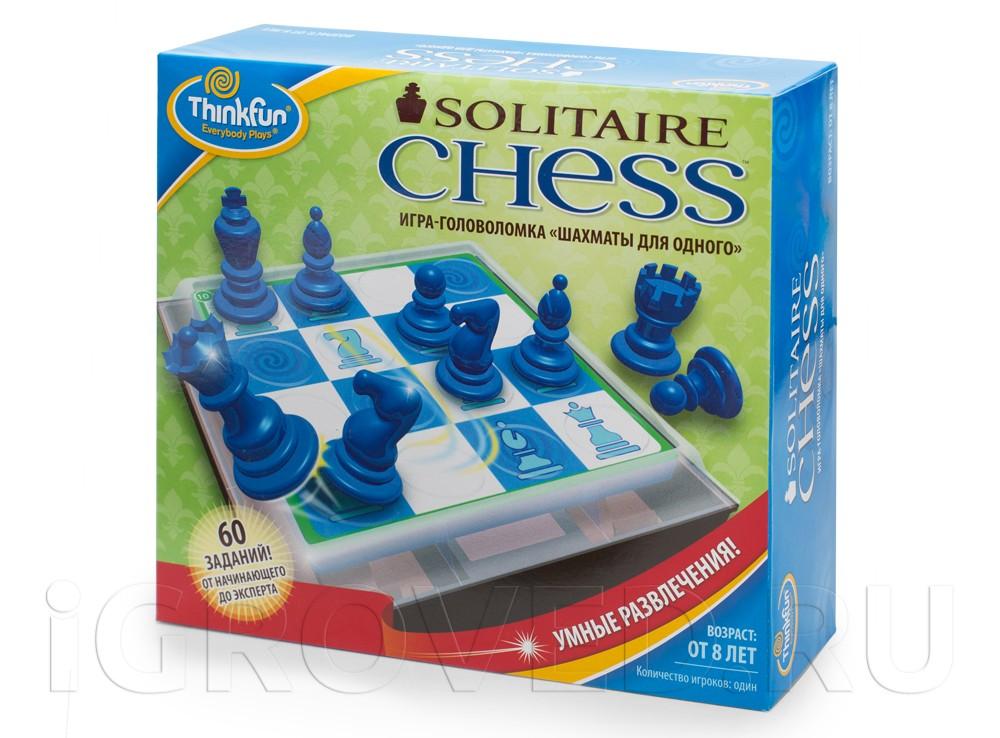 Игра-головоломка Шахматы для одного (Solitaire Chess)
