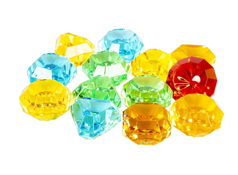 Сокровища настольной игры Алмазный квест
