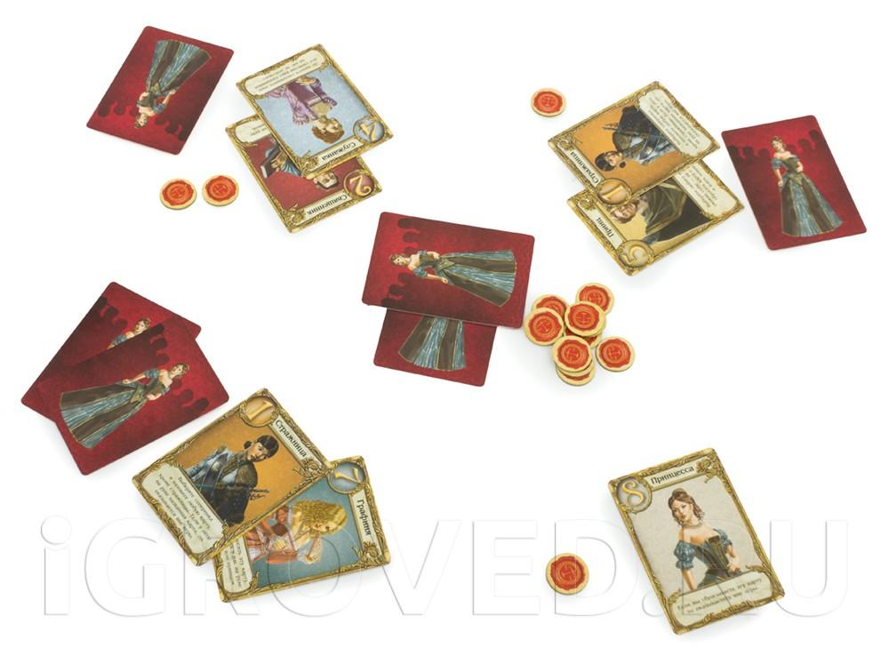 Каждый ход игрок должен разыграть одну из карт ролей у себя на руке. Настольная игра Тайной послание