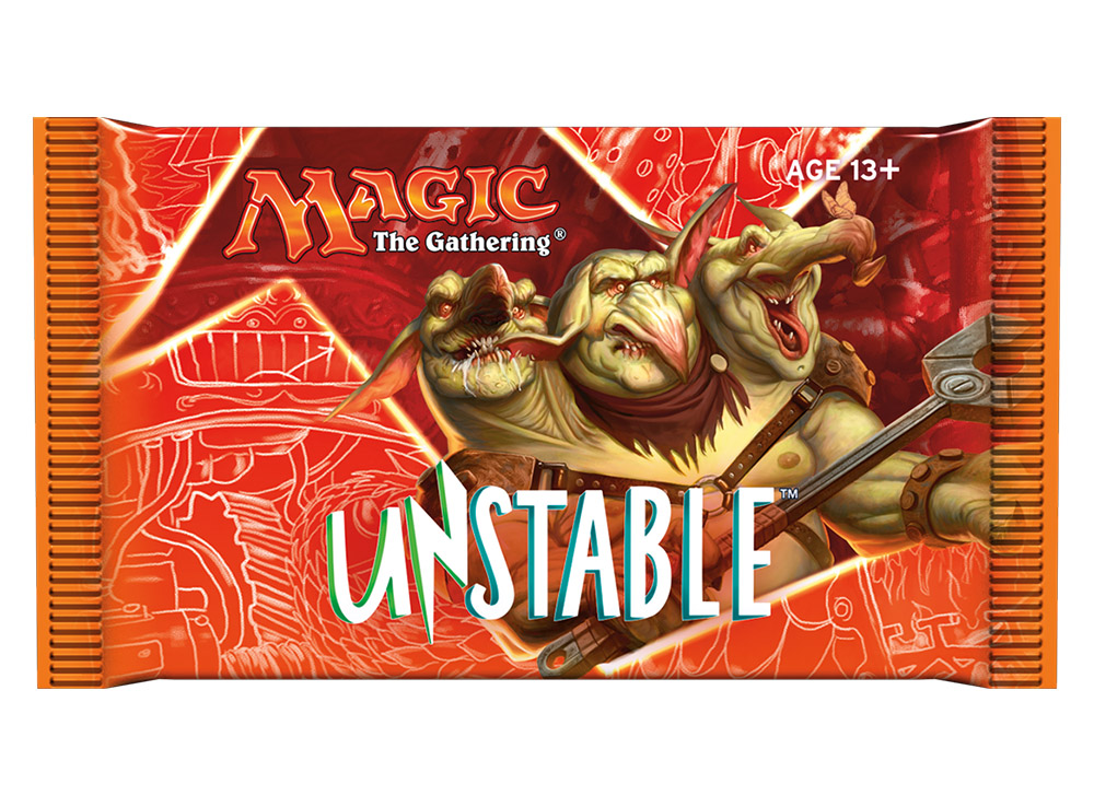 MTG: Unstable Booster