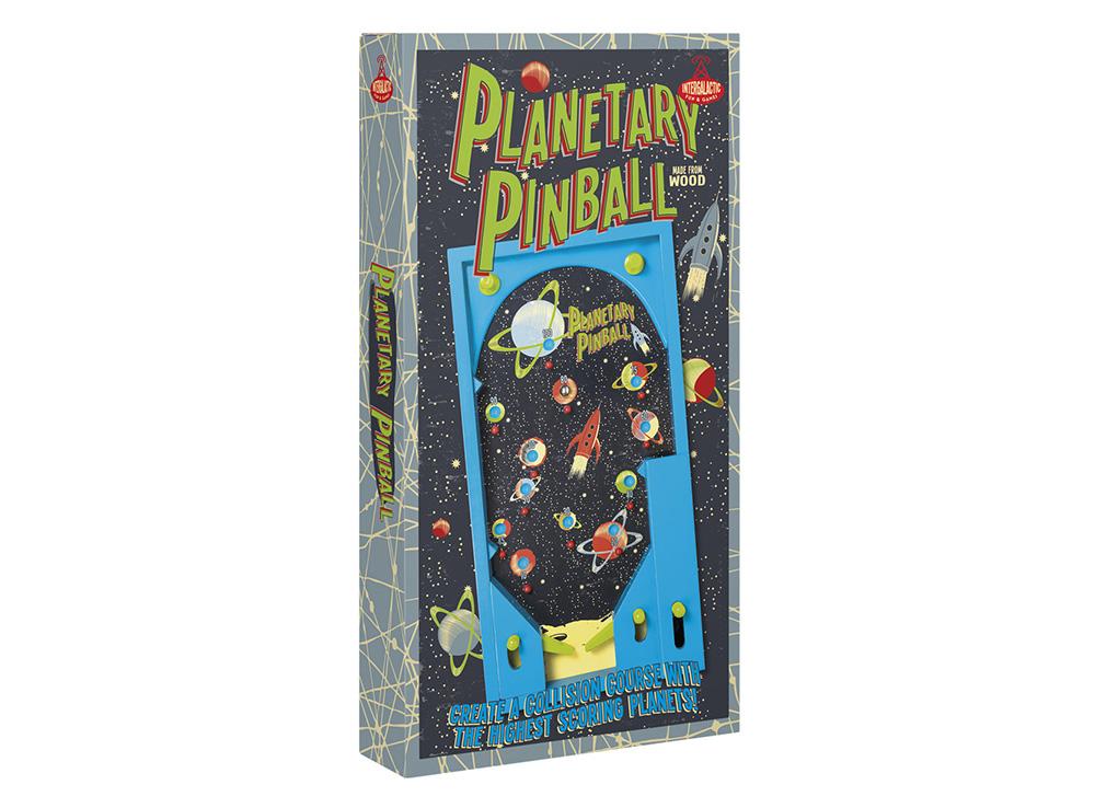 Профессор Пазл Головоломка Межпланетный пинбол (1692, Planetary Pinball)