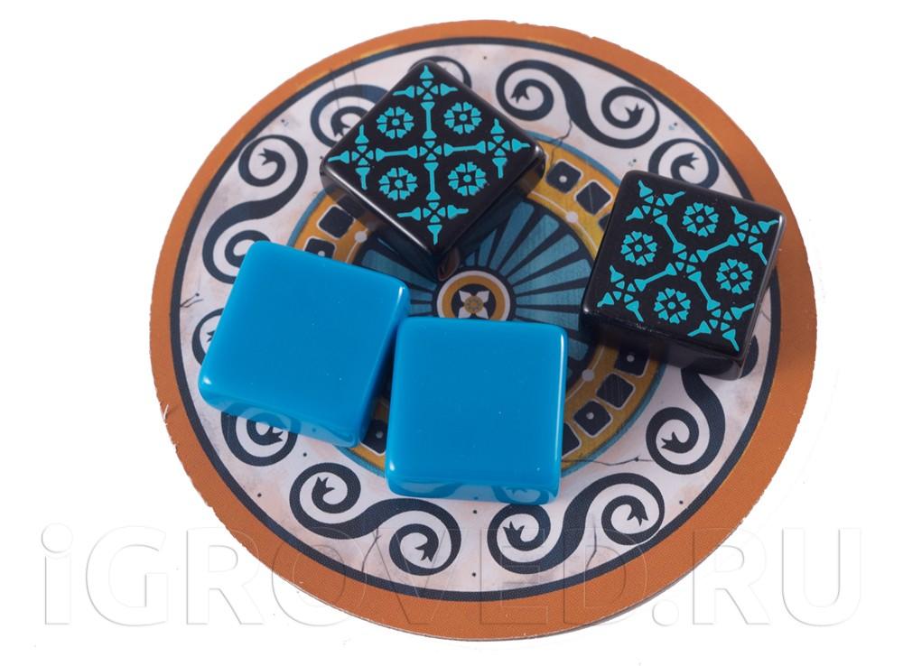 Создание декоративной плитки – трудоёмкий и долгий процесс. Настольная игра Азул (Azul)