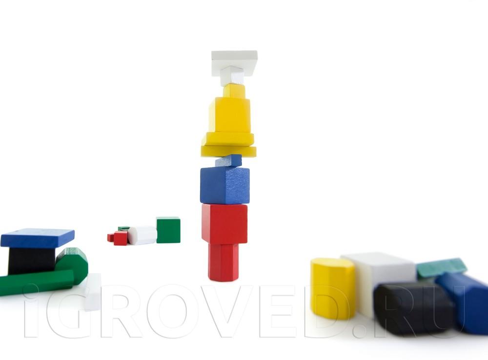 Постройте свою маленькую, но гордую башню. Настольная игра Сплэш!