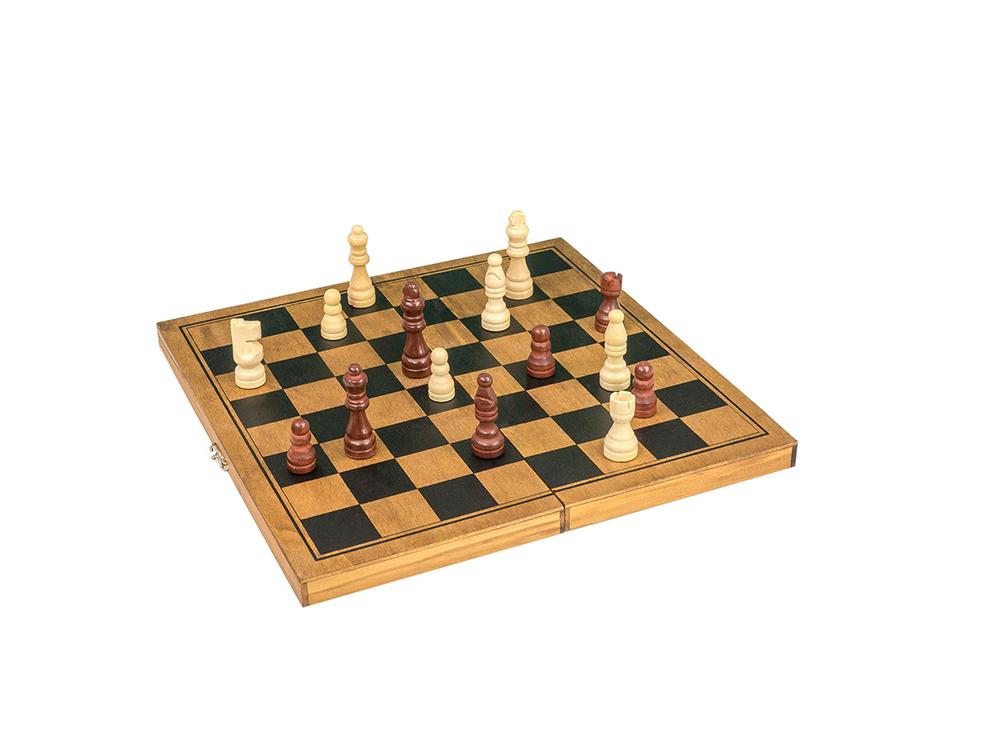 Процесс игры в шахматы