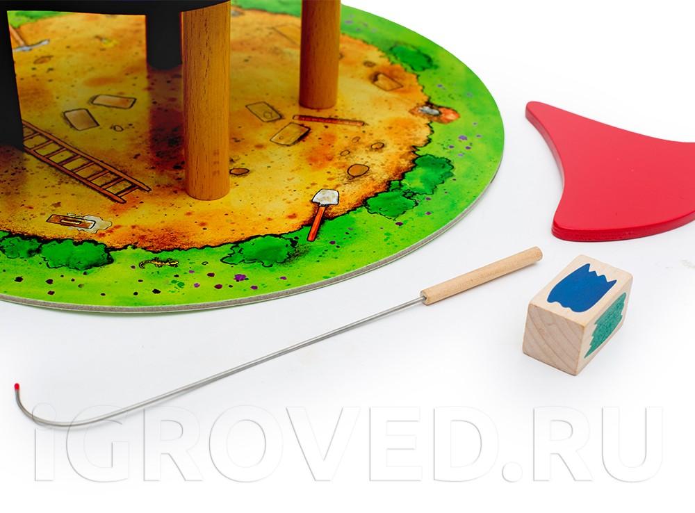 Вилла Палетти (Villa Paletti) — семейная настольная игра