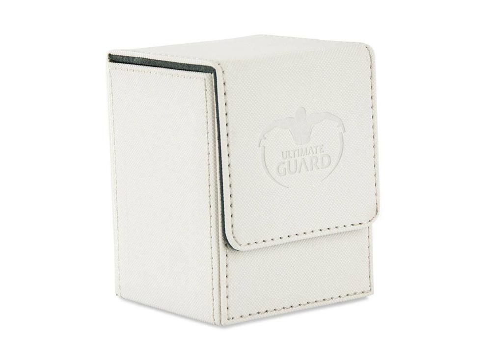Коробочка Ultimate Guard XenoSkin белая (100 карт)