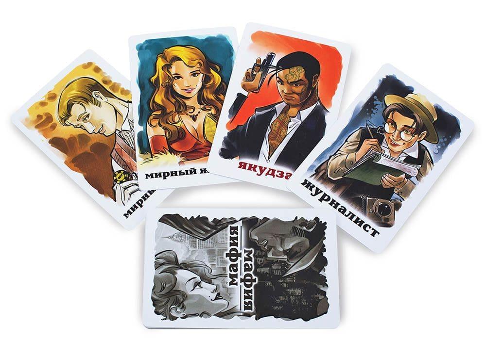 играть в мафия на картах