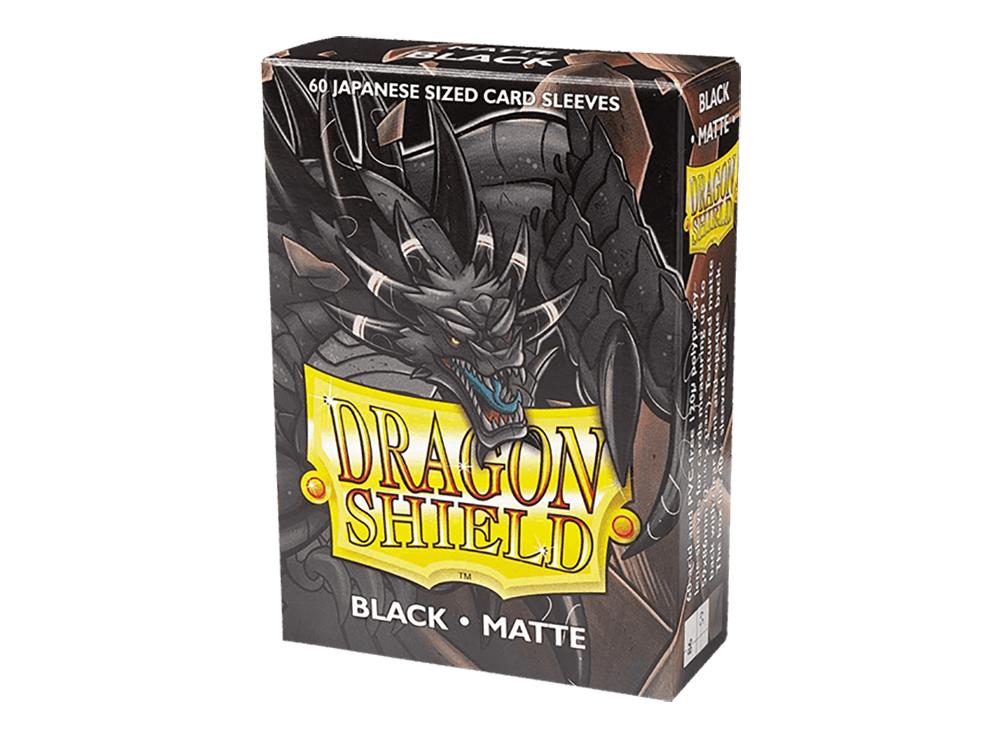 Протекторы Dragon Shield: Matte Black
