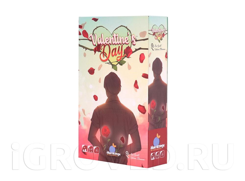 Коробка настольной игры Шипы и розы