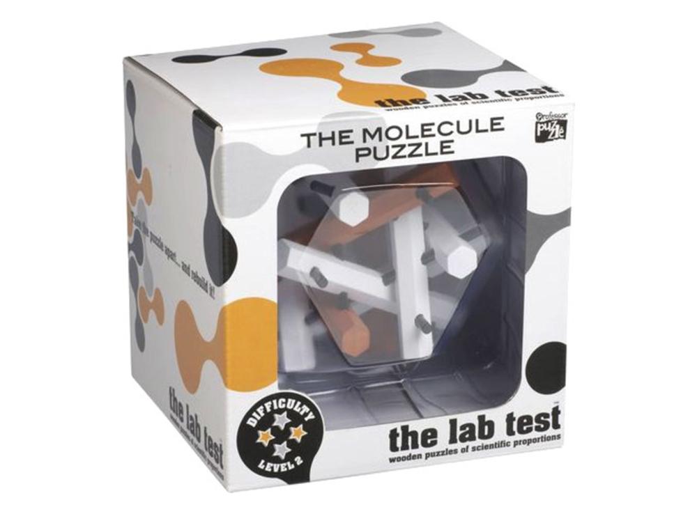 Головоломка Молекула