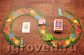 Настольная  игра  Aktivity  (Активити)  для  малышей