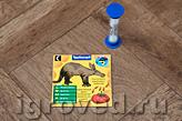 Настольная игра Сундучок знаний: В мире животных