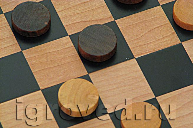 Как сделать шашки своими руками фото