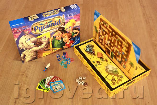 игры пирамида