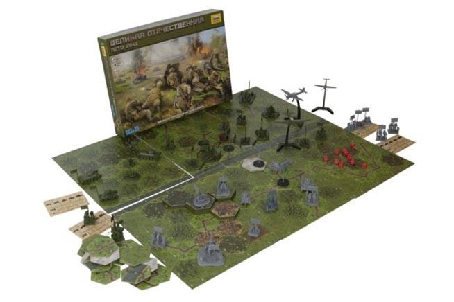 игра и война