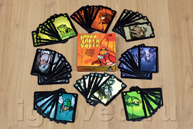 Настольная игра покер