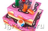 Настольная игра  Мой тортик!