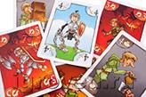 52 карты обучения различным рыцарским дисциплинам