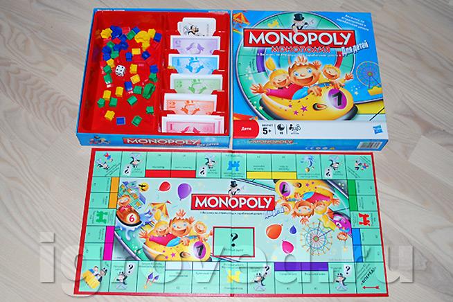 Как самому сделать монополию