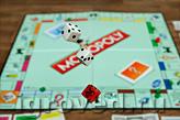 Содержимое настольной игры Монополия