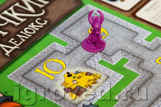 настольная игра волшебник изумрудного города как играть