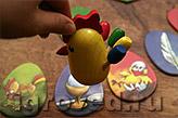«Цыплячьи бега» («Zicke Zacke Huhnerkacke или Chicken Cha Cha Cha»)